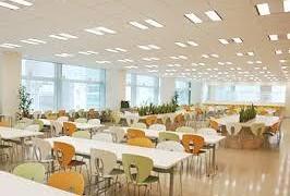 会社の食堂は高いんだよね、でも周りよりは安い
