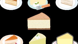 ニューヨークチーズケーキだってさぁ!
