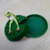 役目を終えた蛙田捕太郎さまの使い方として