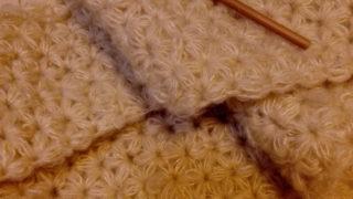 調子に乗って手編み作品作成中~~!