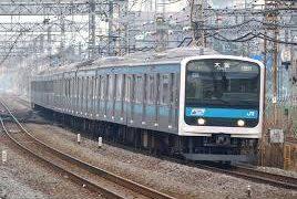 京浜東北線が止まっているけど、いつ動くのか不明。