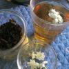 フレッシュジャスミン茶、やはり美味しい気がするな!